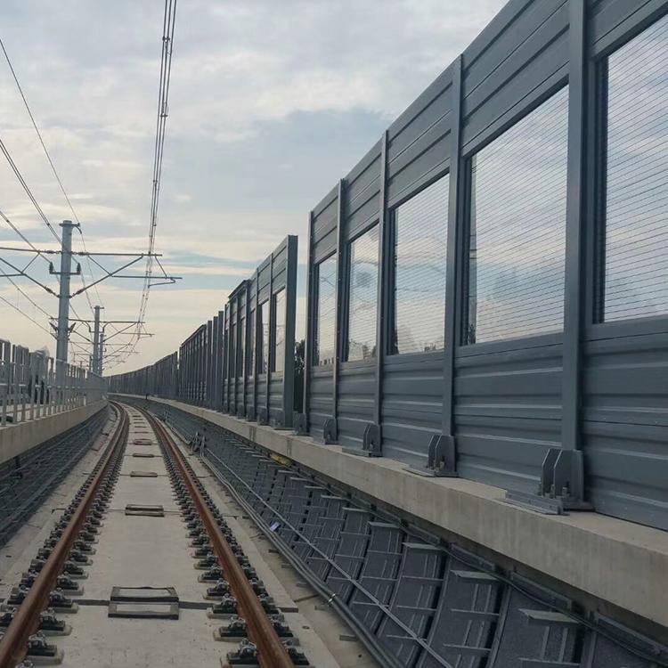 铁路高铁声屏障